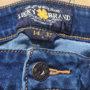 Lucky Brand Jeans - Lucky Brand Lolita Boot Jeans
